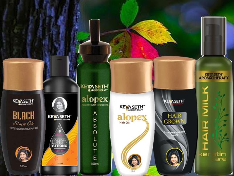 Keya Seth Products – Available Hair Oil