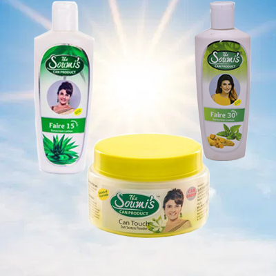 The Soumi's Can Product – Available Sunscreen