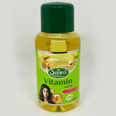 The Soumi's Can Product Vitamin ADE Oil