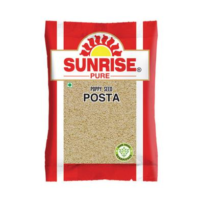 Sunrise Pure Poppy Seed Posta 50 gm