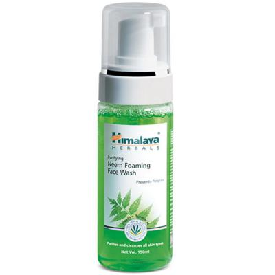 Himalaya Herbals Purifying Neem Foaming Face Wash 150 ml