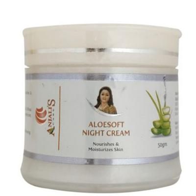 Anjali's Care Aloe Soft Night Cream 50gm