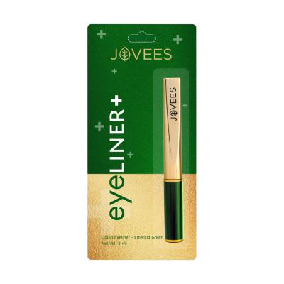 Jovees Herbals Eye liner + Emerald Green 5 ml