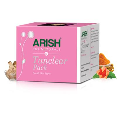 Arish Tan Clear Pack