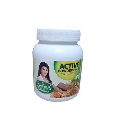 The Soumi's Can Product Active Powder Pack 100gm