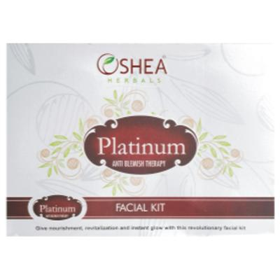 Oshea Herbals Platinum Fical Kit - 42 gm