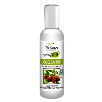 Aroma Yuth Jojoba Oil For Hair & Skin 50ml