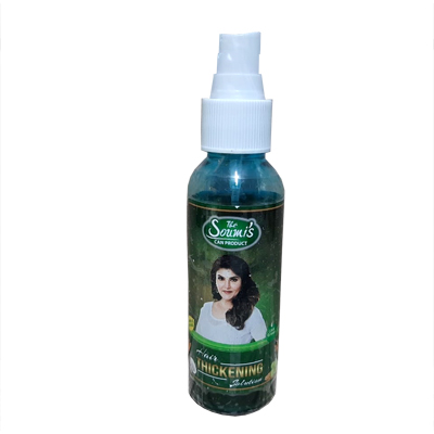 The Soumi's Can Product Hair Thickening Solution 100ml
