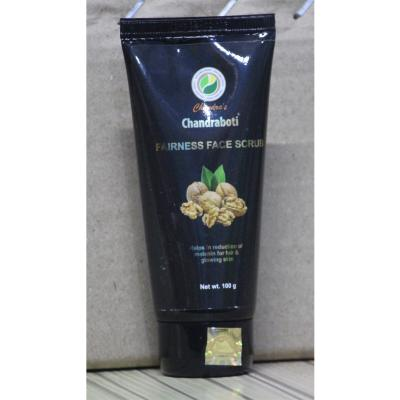 Chandraboti Fairness Face Scrub 100 gm