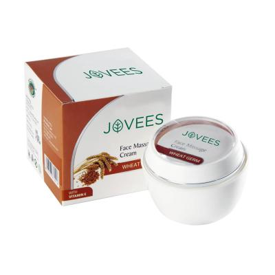 Jovees Herbals Wheatgerm with Vitamin E Face Massage Cream 50 gm