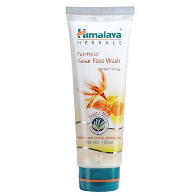 Himalaya Herbals Fairness Kesar Face Wash 100 ml