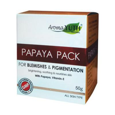 Aroma Yuth Natural Papaya Pack 50 g