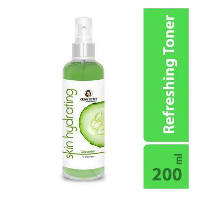 Keya Seth Skin Hydrating Cucumber Water For All Skin Types 200 ml