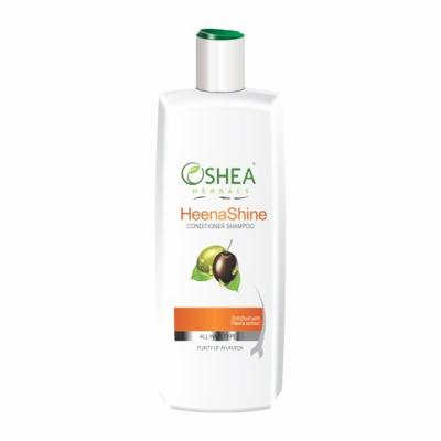 Oshea Herbals Heenashine Conditioning Shampoo - 500 ml