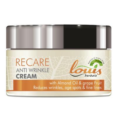 Louis Herbals Recare Anti Wrinkle Cream