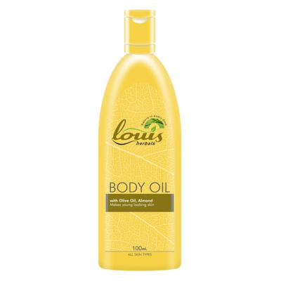 Louis Herbals Body Oil