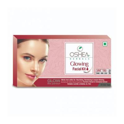 Oshea Herbals Glowing Facial Kit 55 G