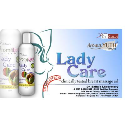 Aroma Yuth Natural Lady Care 50 ML