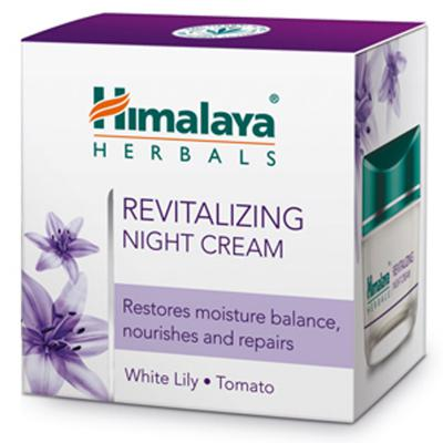 Himalaya Herbals Revitalizing Night Cream 50 gm
