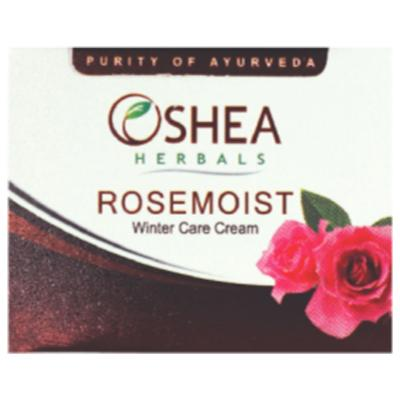 Oshea Herbals Rosemoist, Winter Care Cream - 50 gm