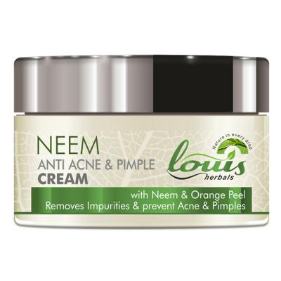 Louis Herbals Neem Anti Acne & Pimple Cream
