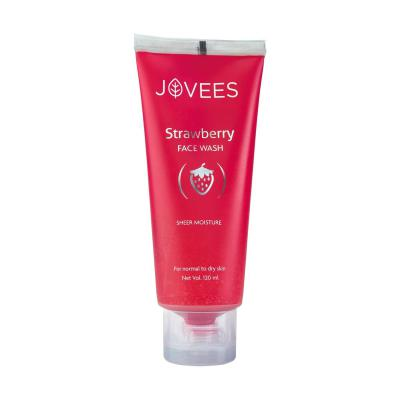 Jovees Herbals Strawberry Face Wash 120 ml