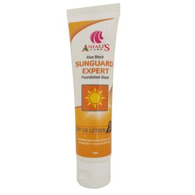 Anjali's Care Aloe Block Sun Guard Expert SPF 50 100ml