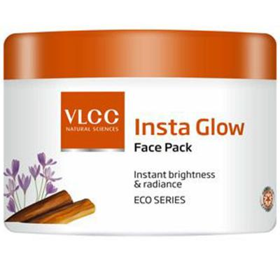 VLCC ECO-INSTA GLOW FACE PACK 200GM