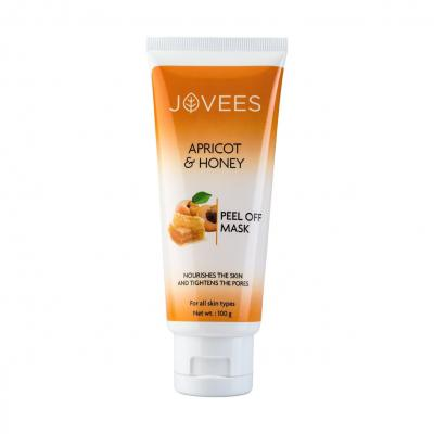 Jovees Herbals Apricot & Honey Peel Off Mask 100 gm