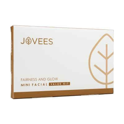 Jovees Herbals Mini Fairness and Glow Facial Value Kit