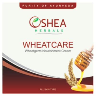 Oshea Herbals Wheatcare, wheatgerm Nourishment Cream - 250 gm