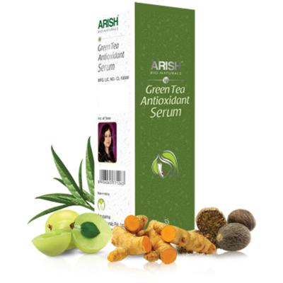 Arish Green Tea Antioxidant Serum