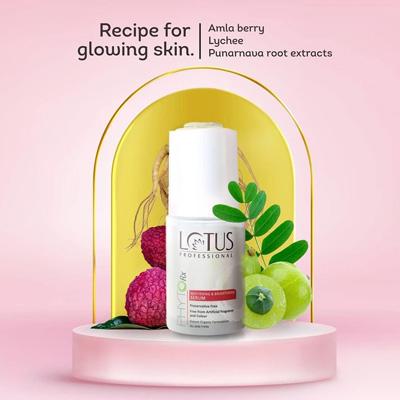 Lotus Professional PHYTORx Whitening & Brightening Serum