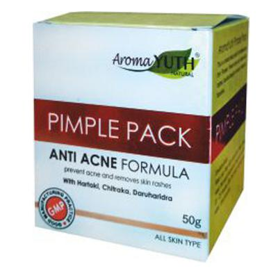 Aroma Yuth Pimple Pack 50 GM