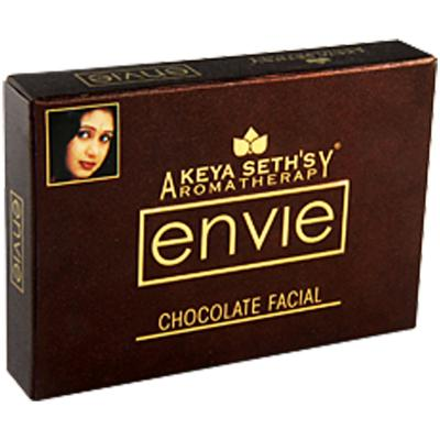 Keya Seth Aromatic Envie Chocolate Facial Kit