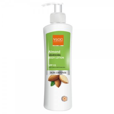 VLCC ALMOND NOURISHING BODY LOTION 350 ML