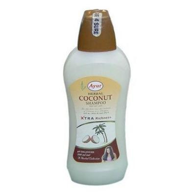 Ayur Herbals Coconut Shampoo 500ml