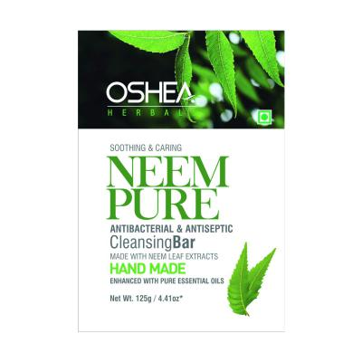 Oshea Herbals Neem Pure Cleansing Bar 125g