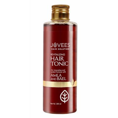 Jovees Herbals Amla & Bael Revitalising Hair Tonic 200 ml
