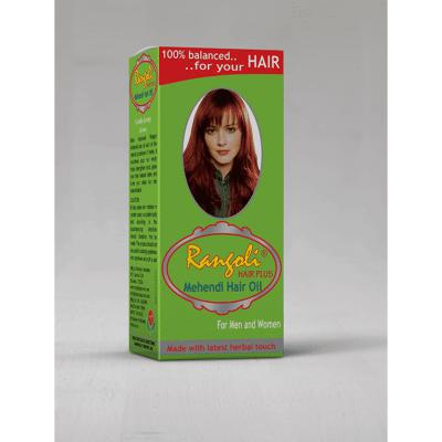 Rangoli Ayurved Mehendi Hair Oil