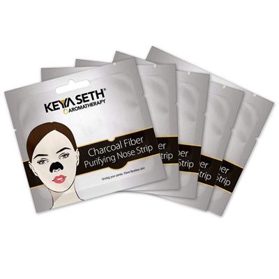 Keya Seth Charcoal Fiber Purifying Nose Strip (Pack of 3)