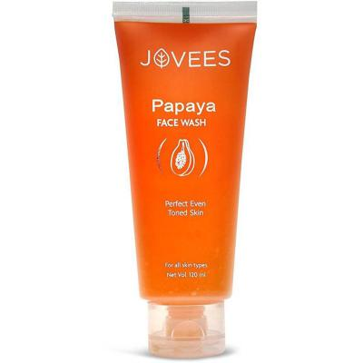 Jovees Herbals Papaya Face Wash 120 ml