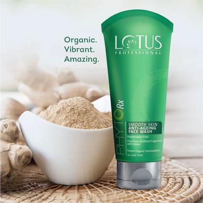 Lotus Professional PhytoRx Smooth Skin Antiaging Face Wash