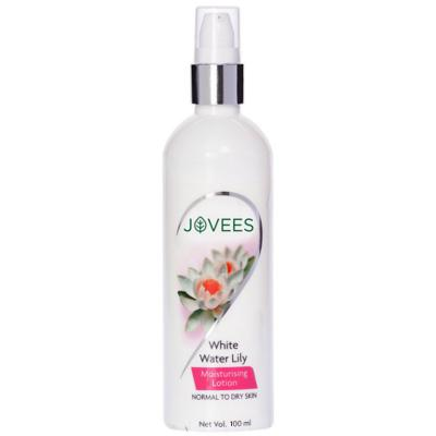 Jovees Herbals White Water Lily Moisturising Lotion 100 ml