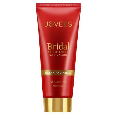 Jovees Herbals Bridal Brightening Face Masque 100 gm