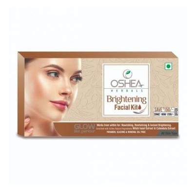 Oshea Herbals Brightening Facial Kit 330 G