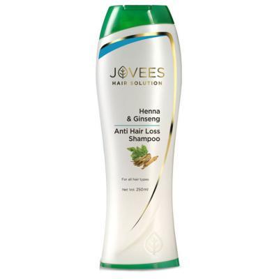 Jovees Herbals Henna & Ginseng Anti Hair Loss Shampoo 125 ml