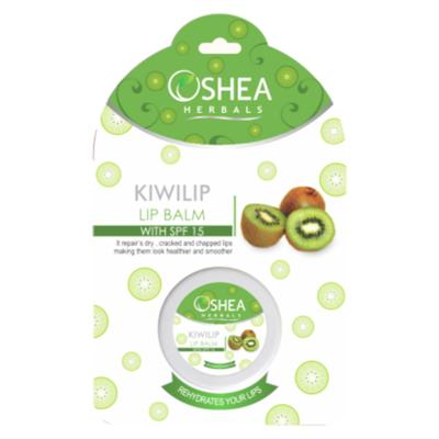 Oshea Herbals Kiwilip Lip Balm With Spf 15 - 8 gm