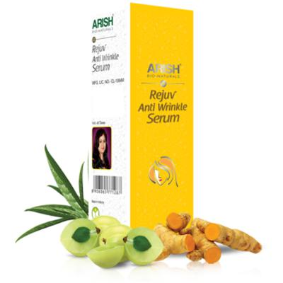 Arish Rejuv Anti Wrinkle Serum
