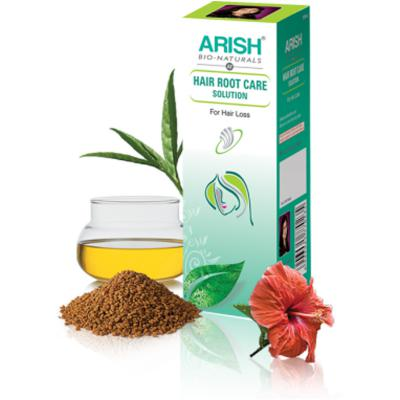 Arish Hair Root Care Solution - 50 ml
